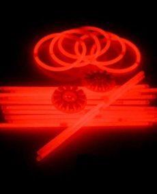 Glowsticks Rood 100st