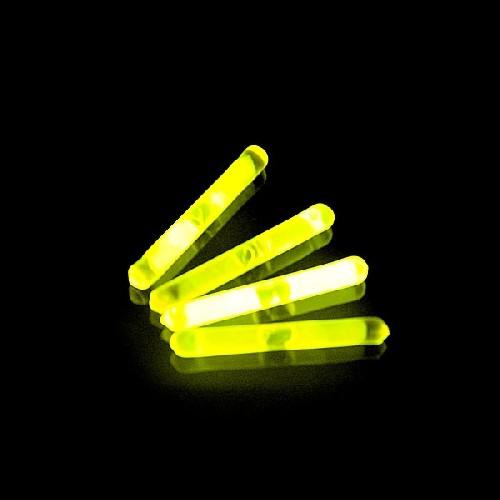 Mini Glowsticks Geel 2st