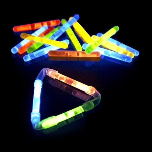 Mini Glowsticks MIX