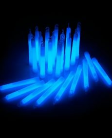 Power Glowsticks Blauw 25st