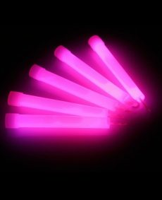 Power Glowsticks Roze