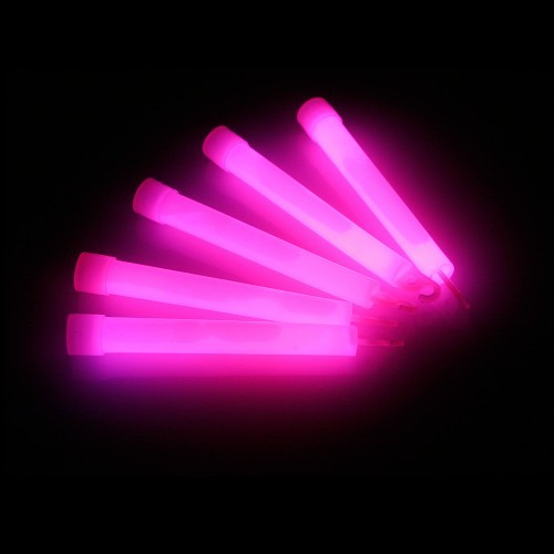 Power Glowsticks Roze