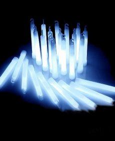 Power Glowsticks Gletsjerwit 25st