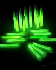 Power Glowsticks Groen 25st