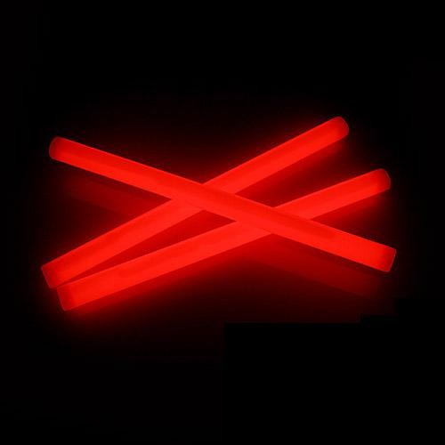 Monster Glowsticks Rood