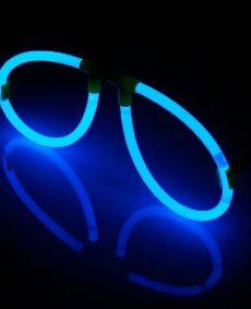 Glow Bril Blauw