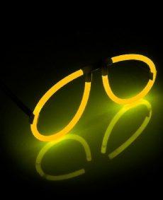 Glow Bril Geel