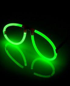 Glow Bril Groen