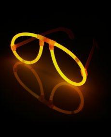 Glow Bril Oranje