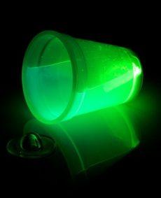 Glow Beker 300ml Groen