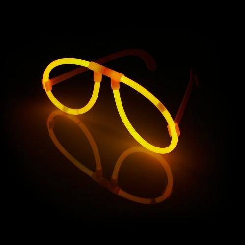 Glow Bril Oranje 50 stuks WK-aanbieding