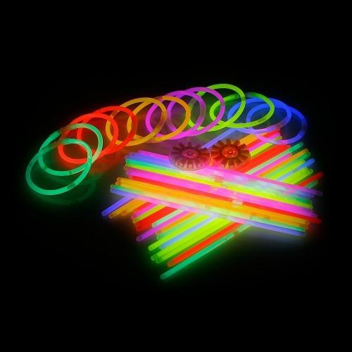 Glowsticks MIX 1000 stuks Voordeelverpakking