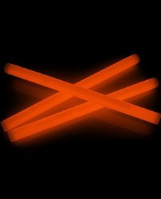 Monster Glowsticks Oranje