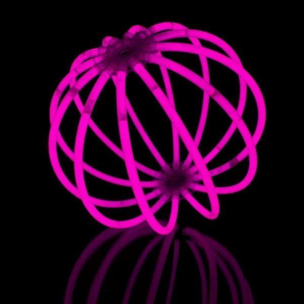 Glowsticks Roze 100st