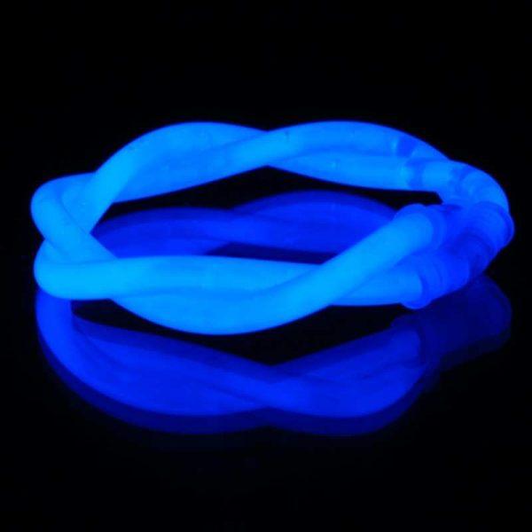 Glowsticks Blauw 100st