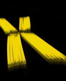 Glowsticks Geel 100st