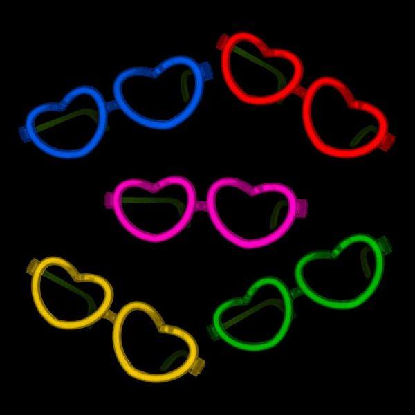 glow stick hart
